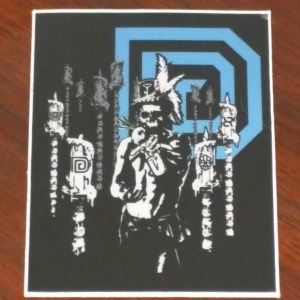 Darsana New Orleans Ritual Sticker