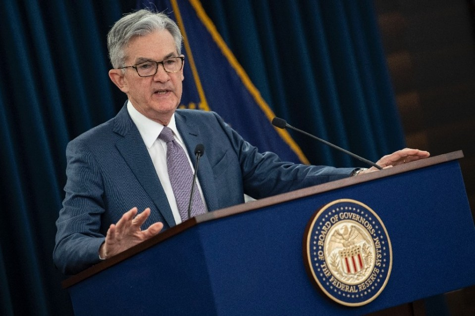 Federal Reserve Chair Jerome Powell has said the US economy needs more support, but Congress has yet to pass another stimulus bill - Eric BARADAT / ©AFP