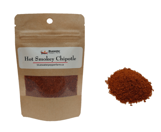 Hot Smokey Chipotle bpf001-030