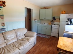 Cabin 1 Living Area