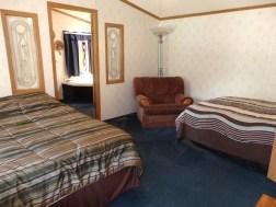 Cabin 10, Master Bedroom