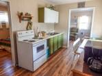 Cabin 4, Kitchen