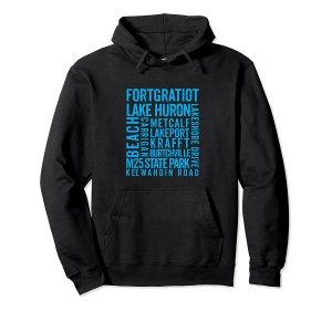 fort gratiot hoodie