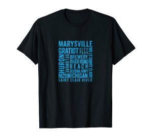 marysville tee shirt