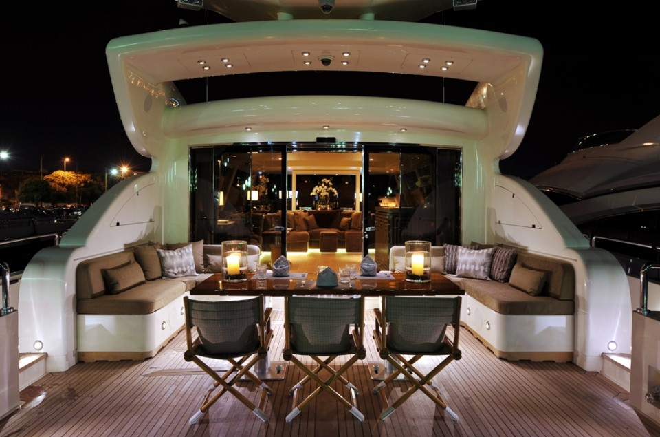 Leopard (Arno) Luxury Yacht