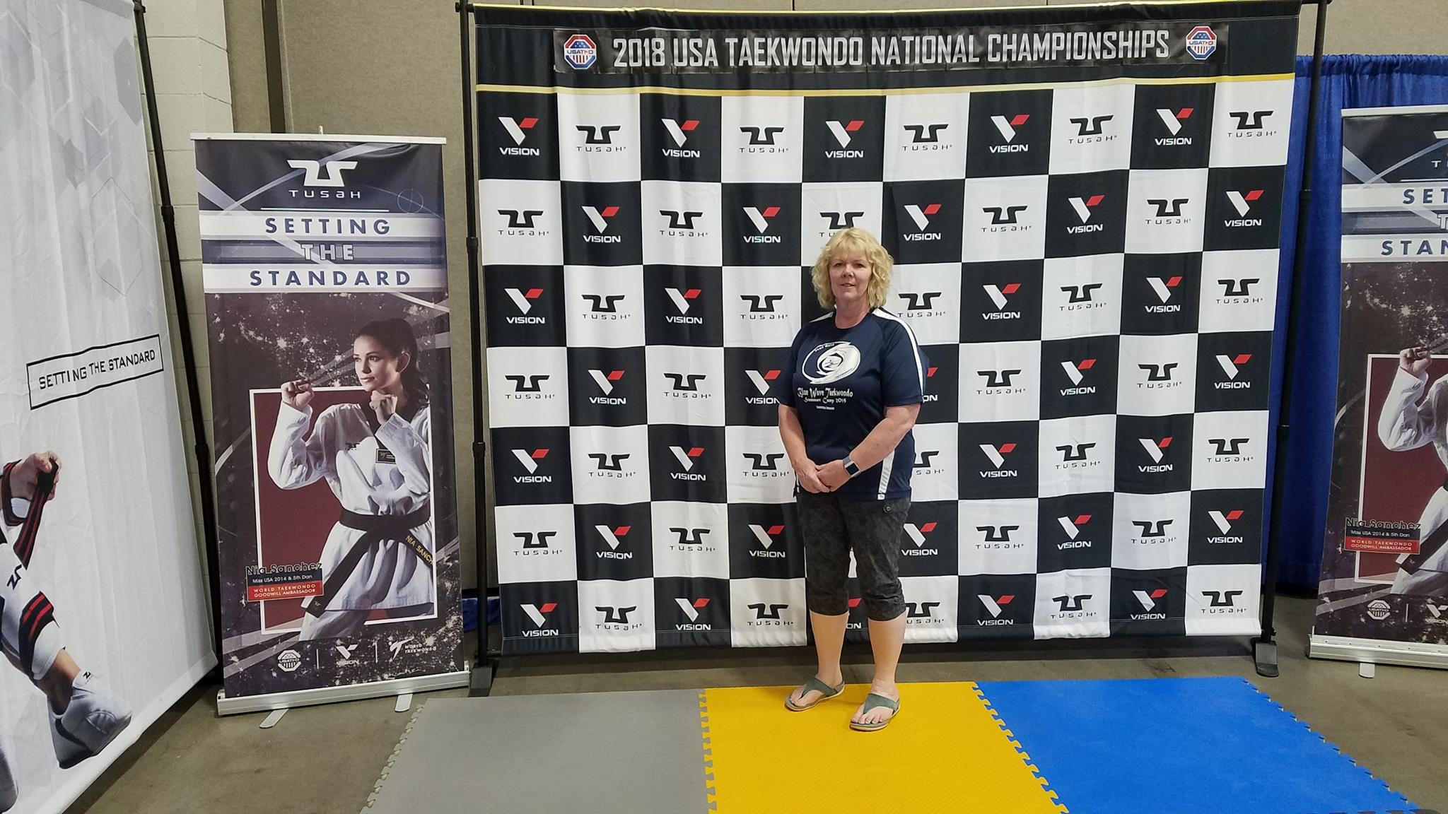 USAT Nationals - Poomsae