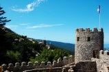 walls of castle