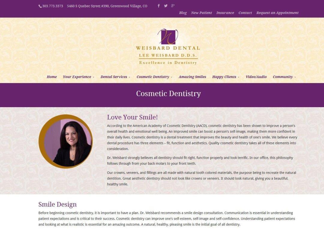 Weisbard Dental Cosmetic Dentistry