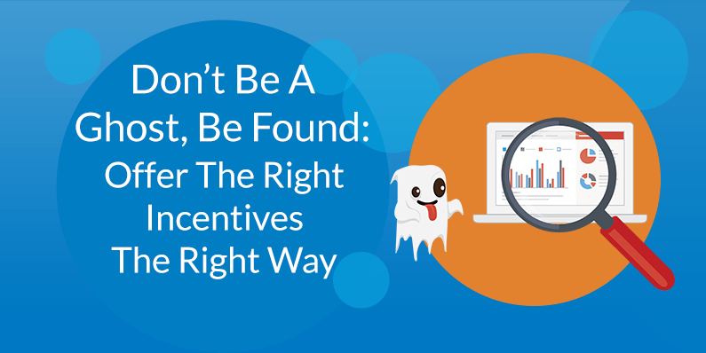 Offer the Right Incentives the Right Way