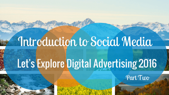 An Introduction to Social Media Advertising