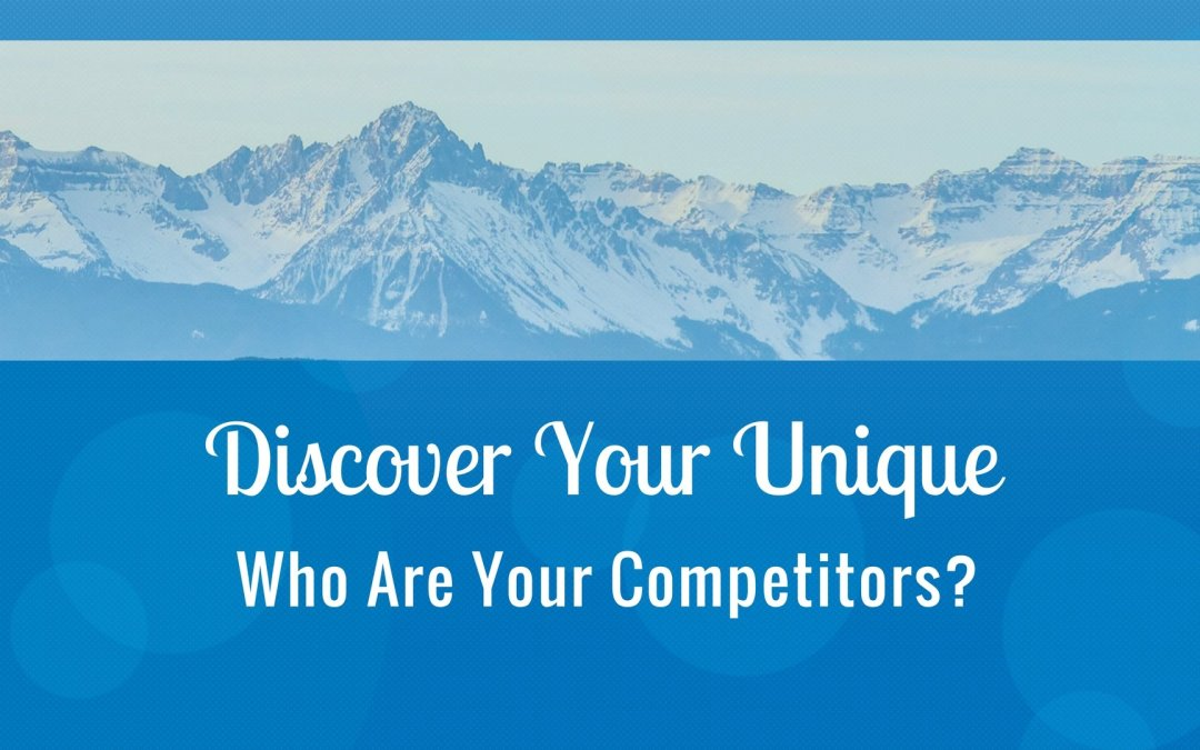 Learn Who Your Competitors Are