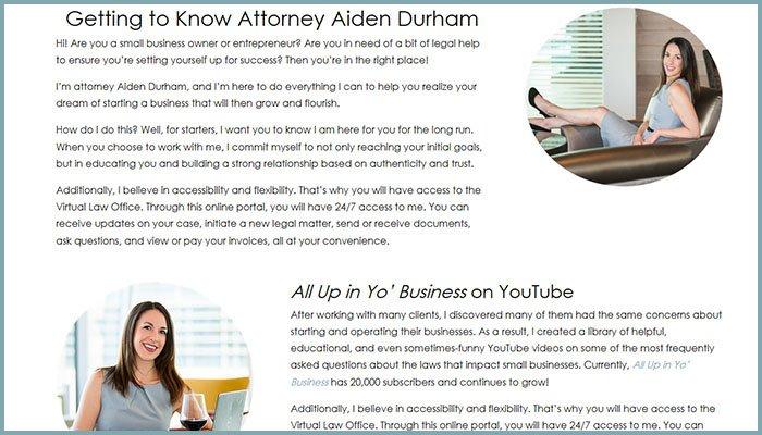 180 Law Co. Website