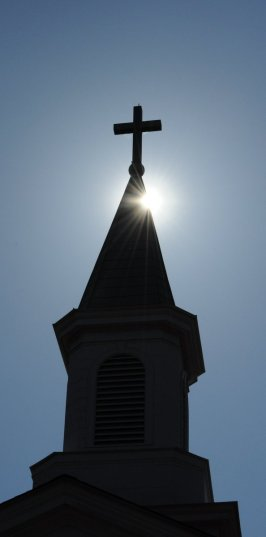 They saw a Great LIght - at the Steeple