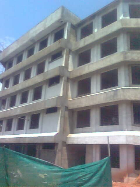 CEC New Block under Construction