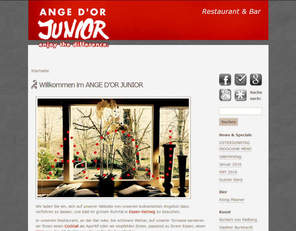 Ange de' Or Junior