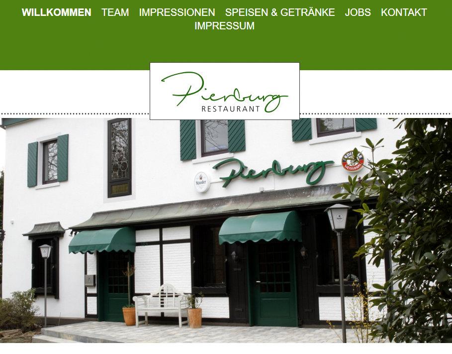 Restaurant Pierburg