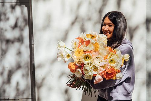 Love Yourself Blumen-Abo in Zürich