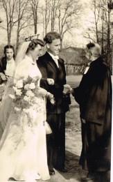 Die Hochzeit von 5.4.1953