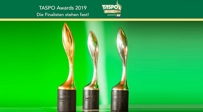 Finalist TASPO AWARDS 2019