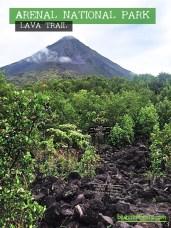 La Fortuna, Costa Rica - Arenal Volcano 3