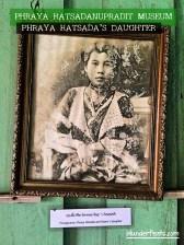 Phraya Ratsadanupradit Museum - Daughter