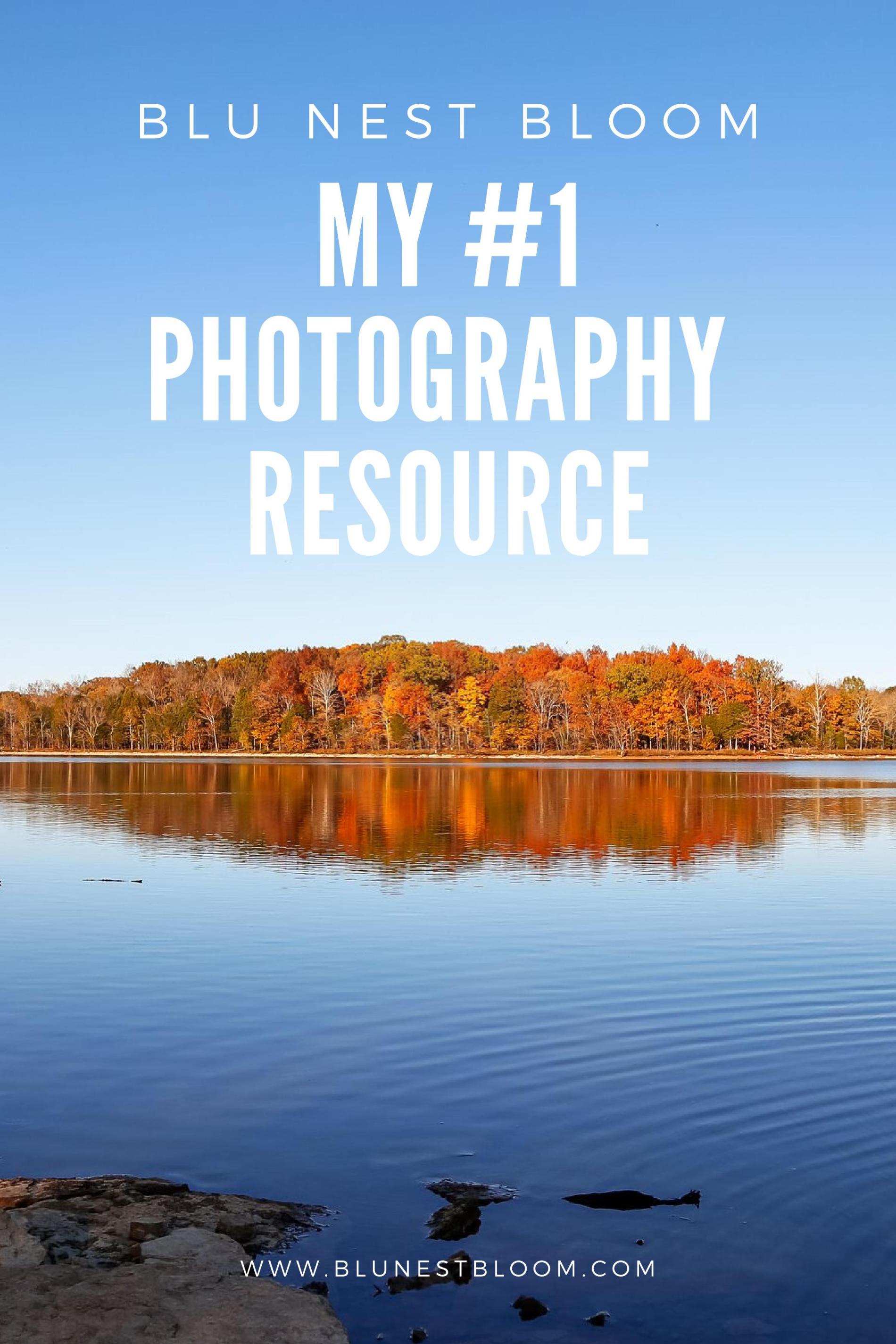 My #1 Photography Resource - Pinterest