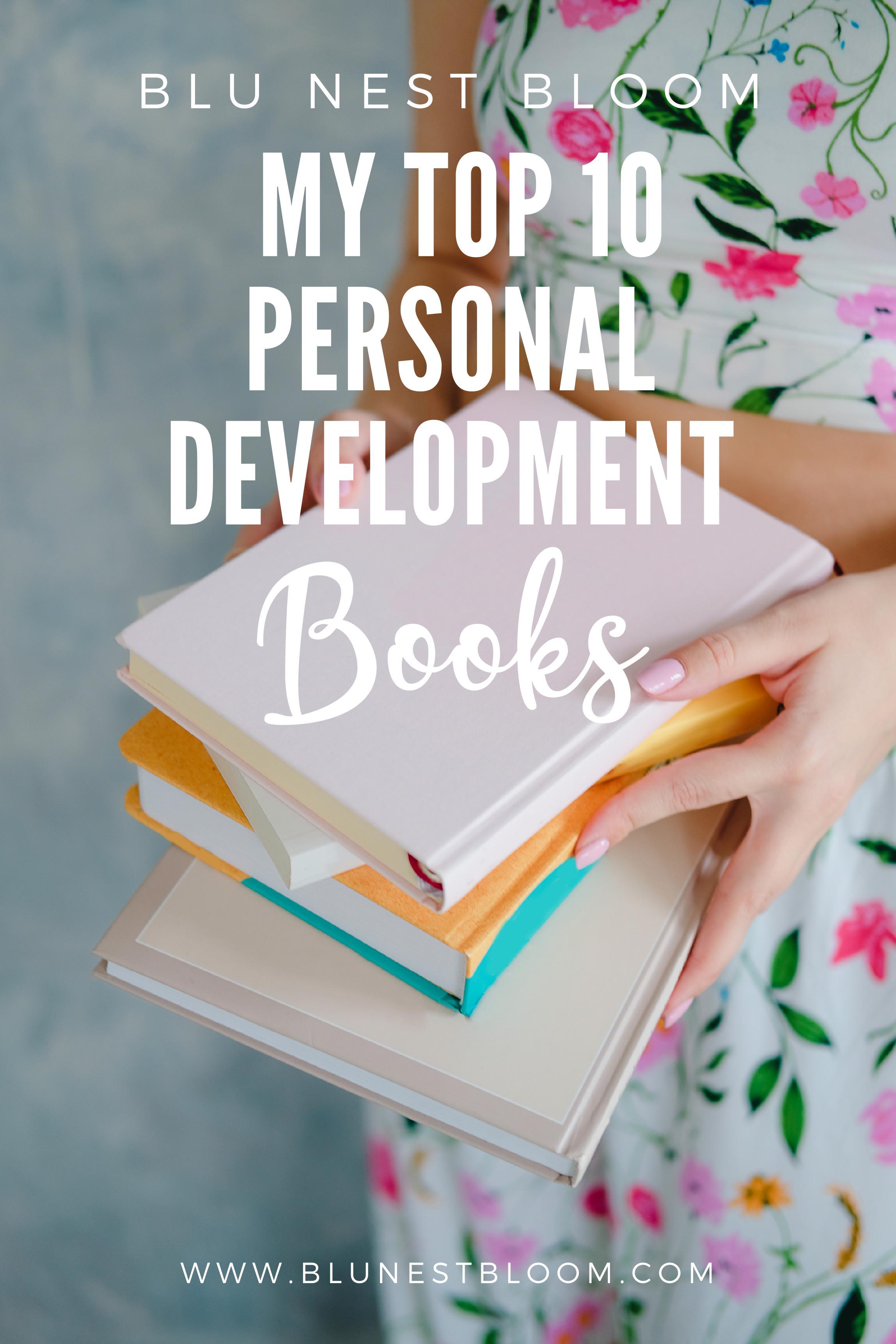 My Top 10 Personal Development Books