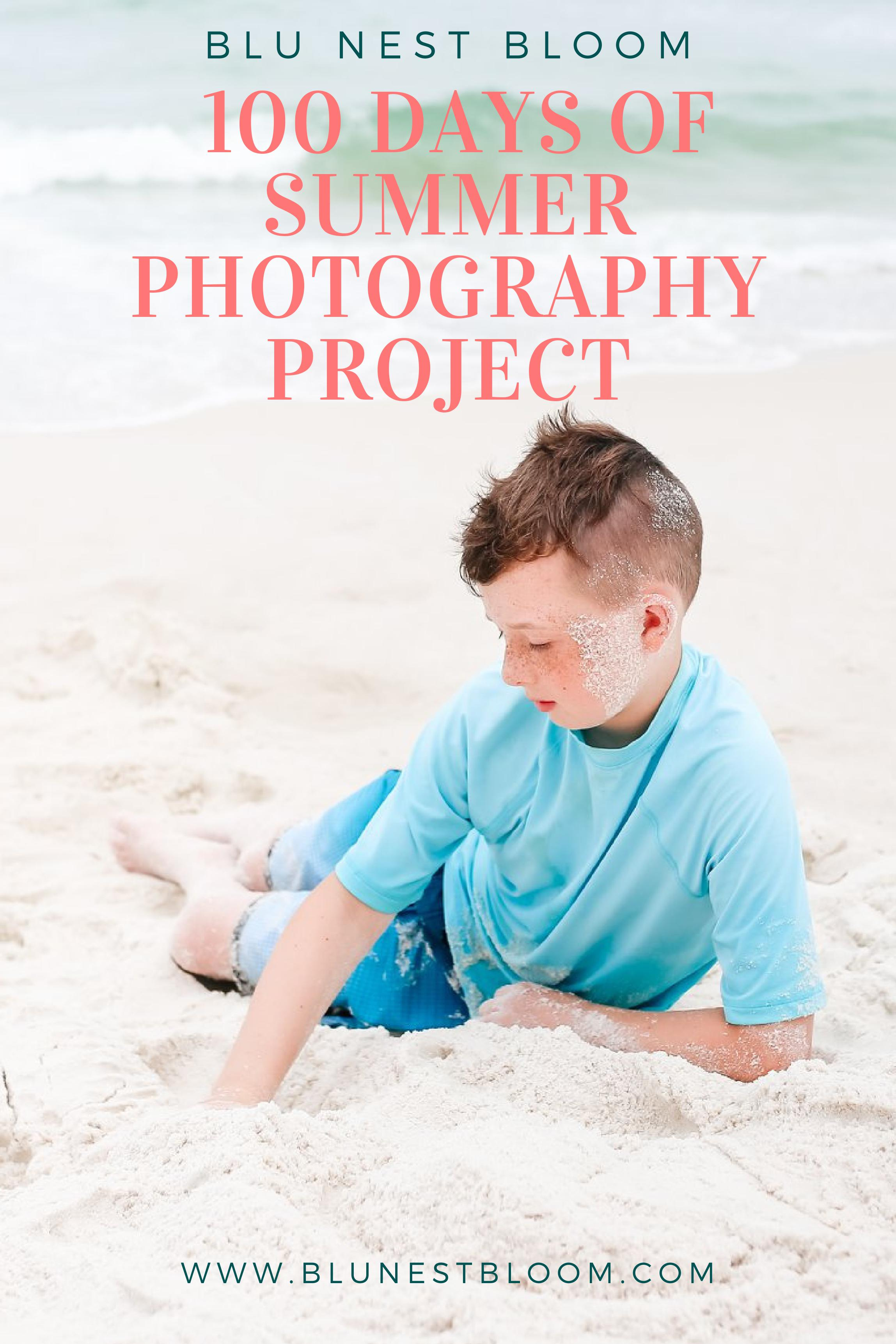 100 Days of Summer Photography Project
