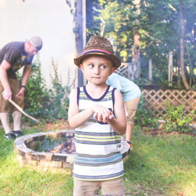 Capturing Childhood With A 100 Days of Summer Photography Project