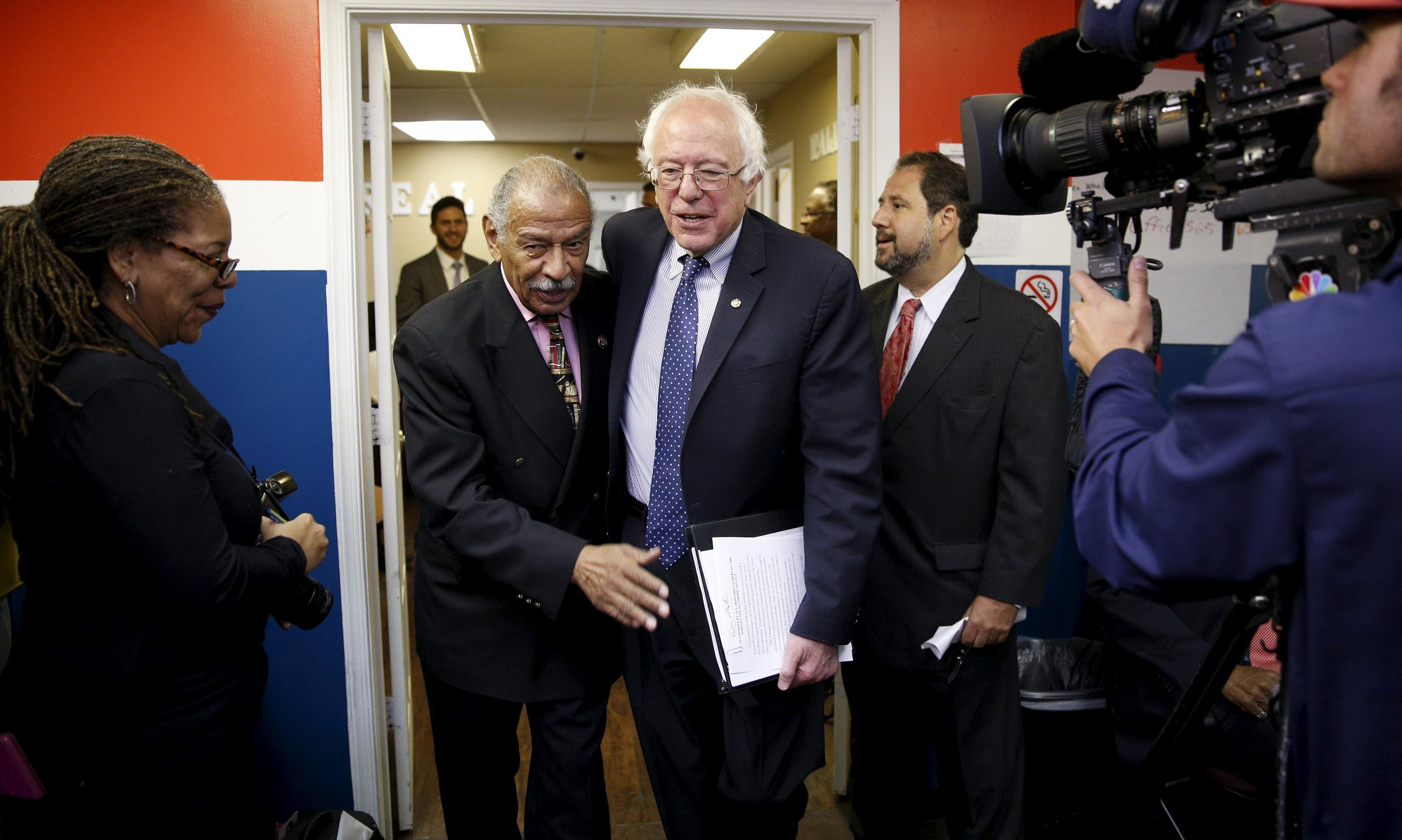 Image result for john conyers socialist