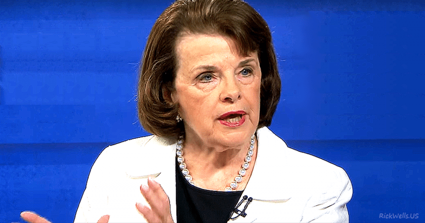 Feinstein, After Getting Booed: Here's A Reminder I Don't