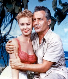 South Pacific-Nellie and Emile