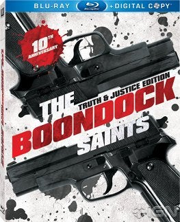 The Boondock Saints (Truth & Justice Edition) Box Art