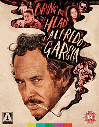Bring Me the Head of Alfredo Garcia blu ray review