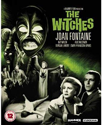 the witches blu ray