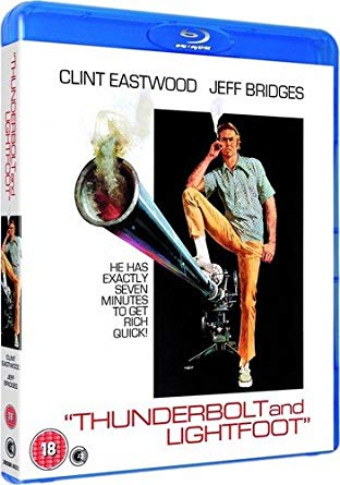 Thunderbolt And Lightfoot blu ray review