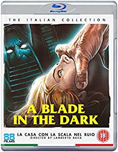 a blade in the dark blu ray review