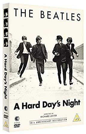 a hard days night blu ray review