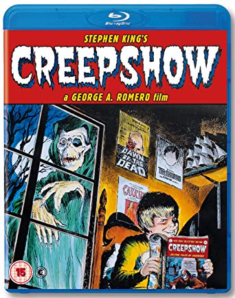 creepshow blu ray