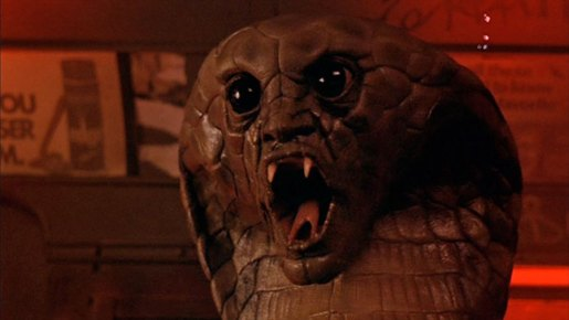 dreamscape snakehead monster