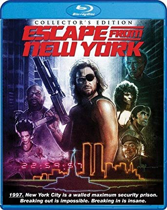 escape from new york blu ray review