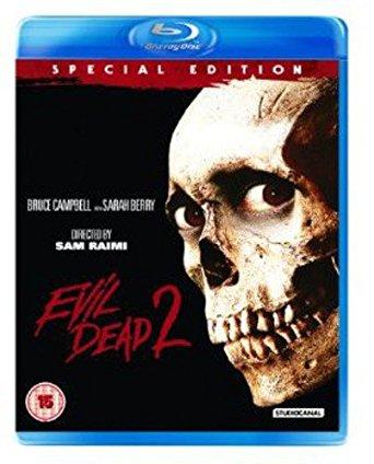 evil dead 2 blu ray