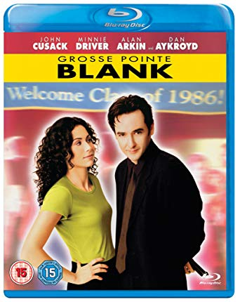 grosse point blank blu ray review