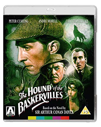 hound of the baskervilles blu ray review