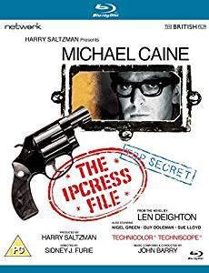 The Ipcress File blu ray review
