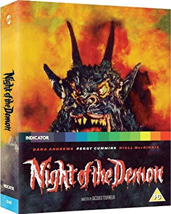 night of the demon blu ray
