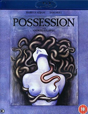 possession blu ray