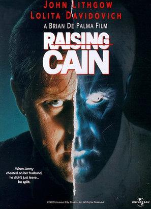 raising cain blu ray review