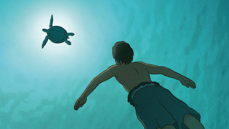 red turtle blu ray review