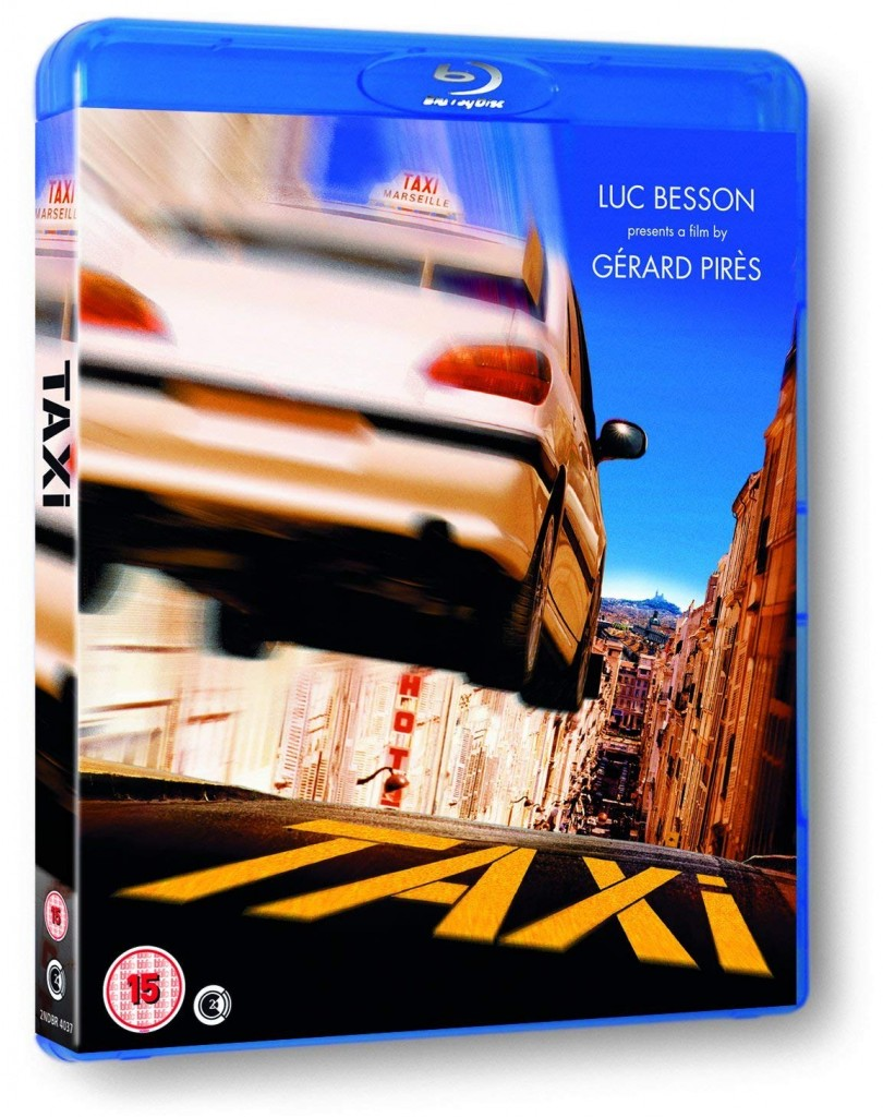 taxi 1998 blu ray review